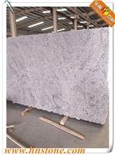 Kashmir White Granite Slabs & Tiles, White Granite for Flooring, Wall Cladding
