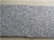 Polished Granite G603 Flooring Tiles, Wall Cadding ,China Light Grey Granite with Silver Dots,Surface Stabilized,No Lines,No Black Scars,Never Go Yellow