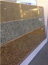 Granite Countertop Sunset Gold-A Autumn Leaf Giallo Fiorito