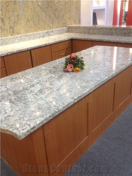 Onyx Marble Granite Countertop Juparana Bordeaux River