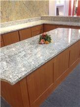 Onyx Marble Granite Countertop Juparana Bordeaux River White Colombo Gold Granite Kitchen Islands Tops