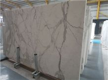 Statuary Marble Slabs, White Italy Statuary Marble Tiles & Slabs