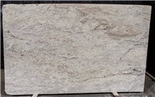 Siena River Granite Slabs, White Granite Brazil Tiles & Slabs