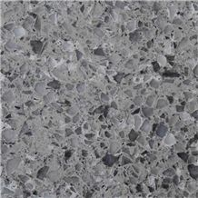 building material engineered quartz stone non porous surface and