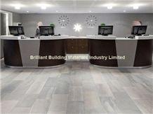 Oppdal Quartzite Floor Tiles, Green Norway Quartzite Floor Tiles