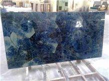 Blue Sapphire, Sodalite Blue