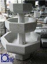 G603 Granite Water Fountain,Grey Granite Water Fountain