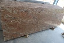 Rosewood Granite Slabs & Tiles, India Pink Granite