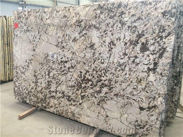 Cold Spring Granite Slab Gold Spring Granite From China