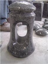 Himalayan Blue Granite Monumental Lanterns