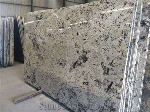 Persian Pearl Granite Slab Persian Pearl White From China