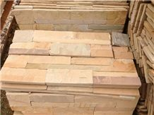 Sandstone Cultured Stone for Wall Cladding