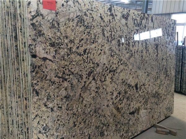 White Persa Granite Slab Brazil White Granite From China
