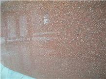 Agate Red Granite Slabs & Tiles, China Red Granite