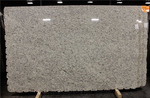 Giallo Ornamental Light Granite Polished Slab Brazil