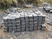 Black Basalt Cubic Stone