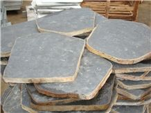 Black Basalt/ Step Stone - Flamed