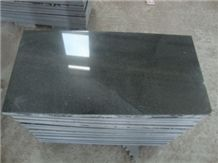 Black/ Grey Basalt Cut to Size ( Polished )