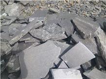 Vietnam Grey Basalt Flagstone