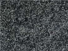 Bao Xing Black Ice Flower Granite Slabs Tiles, China Black Granite