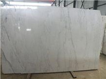 Danba White Marble Slabs Tiles, China White Marble