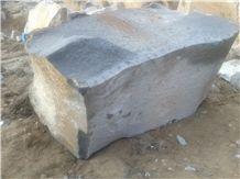 Armenia Grey Basalt Block