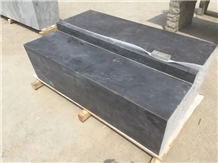 Blue Limestone Coping Sitting Base Elements