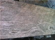 China Desert Gold Hebei Juparana Granite Slabs
