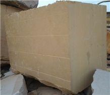Sandstone Raw Blocks Mango Matte Finish