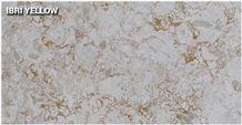 Ibri Yellow Marble Tiles & Slabs, Yellow Marble Oman Tiles & Slabs