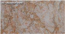 K5 Reddish Dark Marble