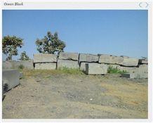 Ocean Black Phyllite Blocks, India Black Phyllite