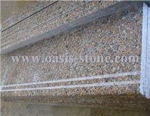 G562 Granite Stairs&Steps,China Red Granite
