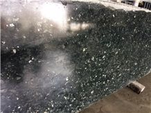 Emerald Pearl Granite Slabs 2cm, Norway Blue Granite Slabs,Used for Granite Counter Tops, Wall & Floor Covering Tiles, Special Price for You ,Cut to Size