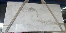 2cm Glorious White Marble Slab, China White Marble