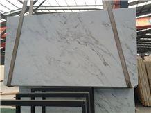 3cm Glorious White Marble Slab, China White Marble