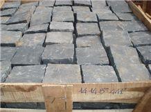 Black Basalt Cobble Stone
