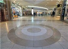 Jura Cream Honed Flooring