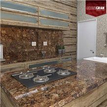 Coliseu Granite Kitchen Countertop