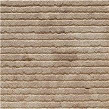 Santafiora Uniforme Sandstone Grooved, Brushed, Bush Hammered