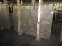 Karnis Marble Slabs - Karnezeika Beige Marble Slabs, Beige Greece Marble Tiles & Slabs