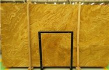Polished Empire Gold Marble,Yellow Marble Slabs,Golden Empire Marble