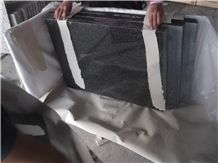 Absoulute Black Granite Cut to Size,Black Impala Granite Tiles, South Africa Black Granite Floor Covering, Nero Belfast Granite Tiles,Price 37-49usd