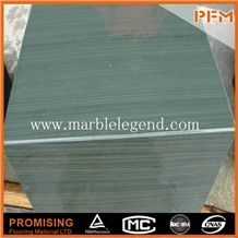 Chinese Galaxy Green Wooden Vein Marble/Sepegiante /Straight Cutting/Slabs & Tiles,Wall Covering