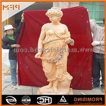 Ravenna Rosa Sunset Marble Marble Sculptured Statue /Western/European Customized Figure Human/Animal/ Hand Carving/For Outdoor/Garden