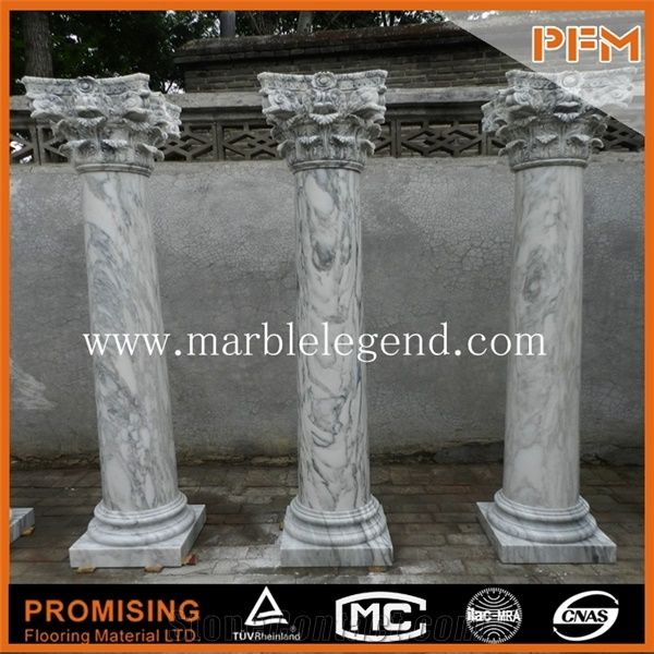 Columns For Sale >> Various Marble Columns For Sale Indoor Decorative Marble Columns