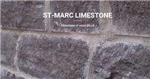 Pierre St Marc Limestone Masonry Walling