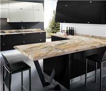 Fascination Granite Kitchen Countertops