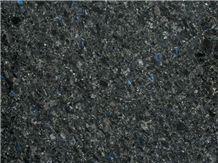 Blue in the Night Granite Slabs & Tiles, Angola Black Granite
