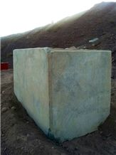Turquoise Granite Block, Iran Blue Granite